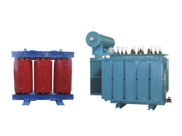 Transmission and excitation rectifier transformer