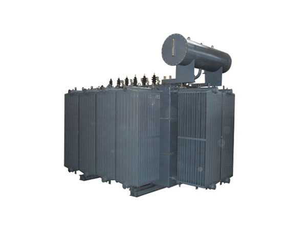 Rectifier transformer for silicon carbide and graphite electric furnace